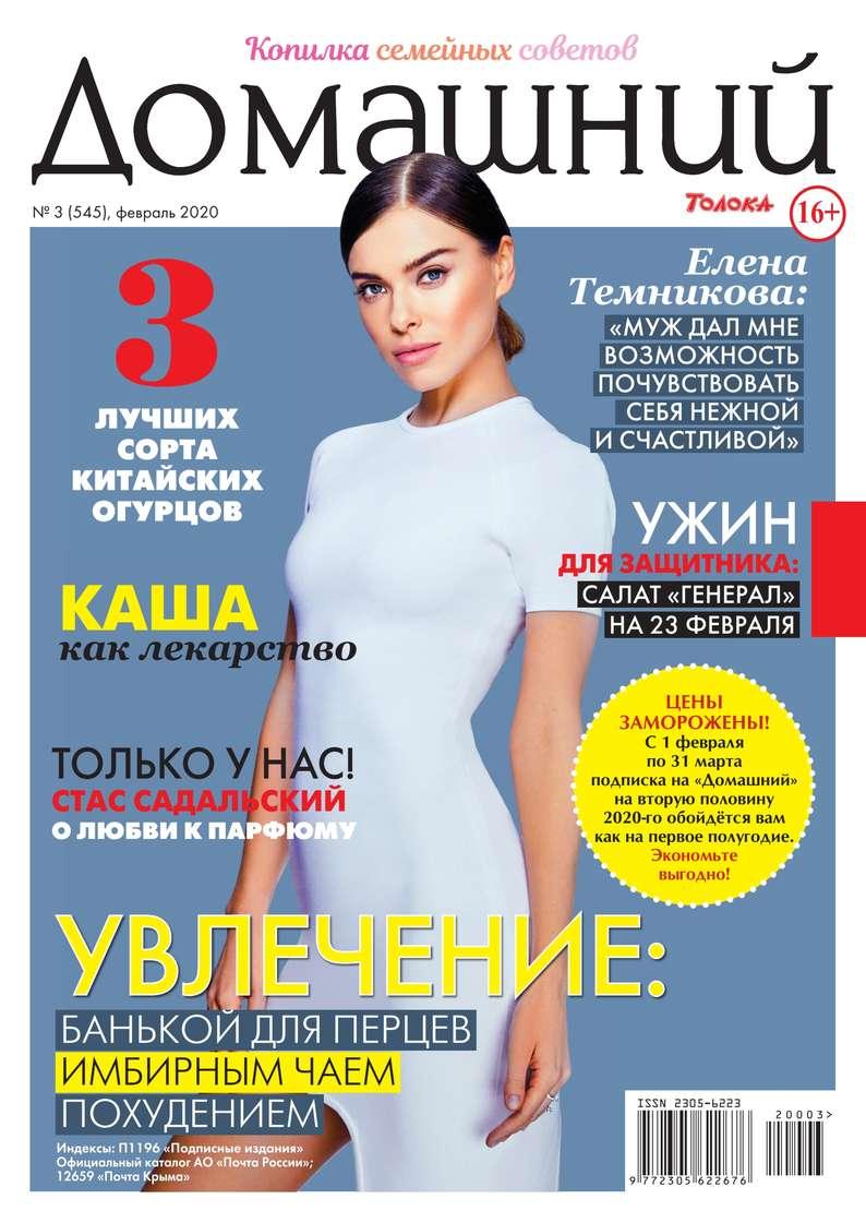 Домашний Журнал 03-2020