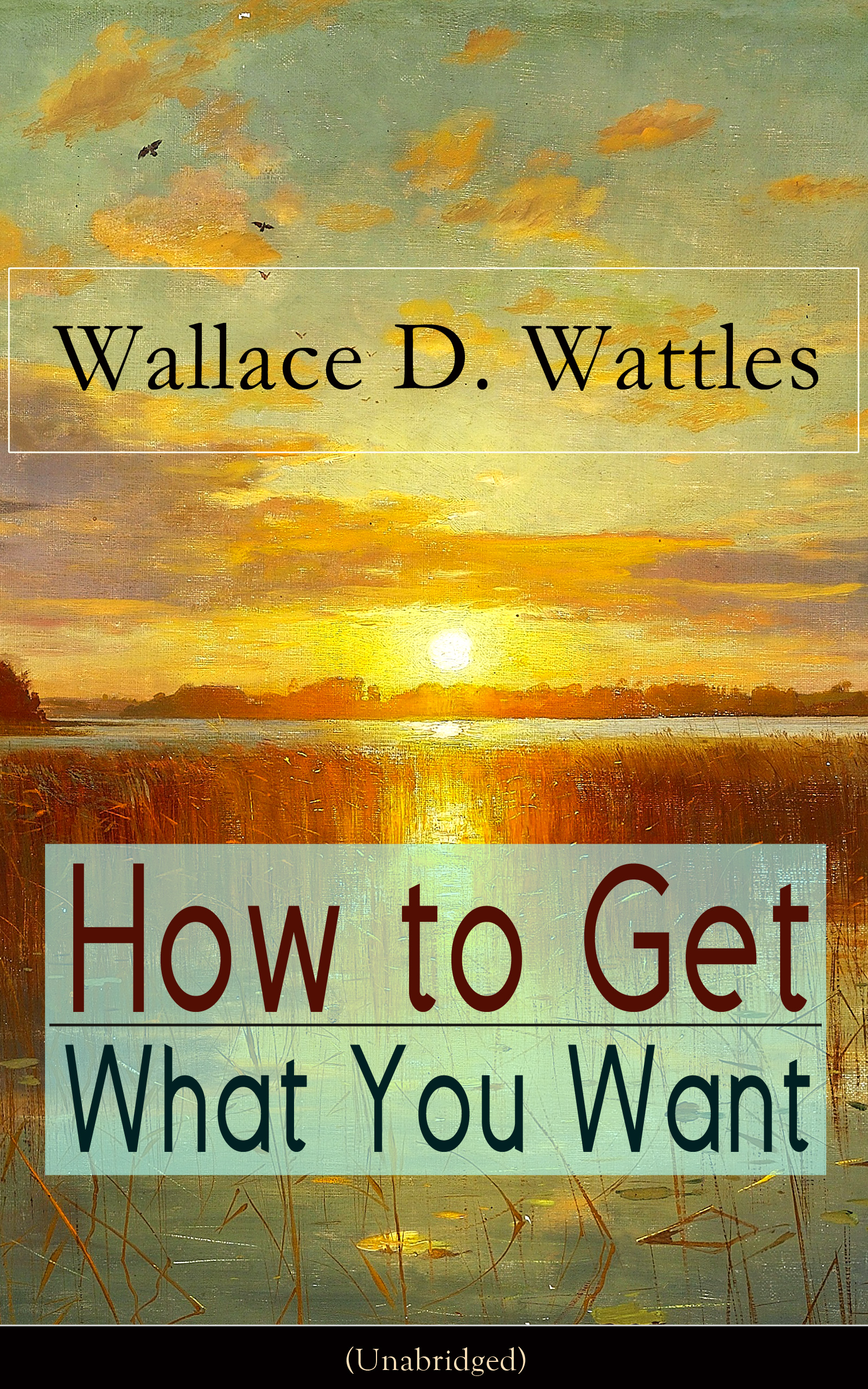 Wallace D. Wattles How to Get What You Want (Unabridged) fanny blake what women want