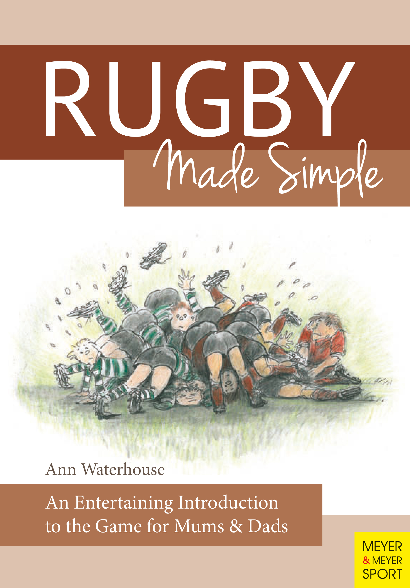 Ann Waterhouse Rugby Made Simple marketing made simple