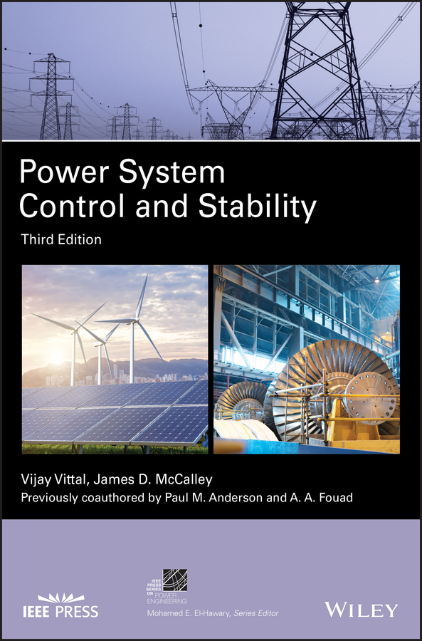 Vijay Vittal Power System Control and Stability
