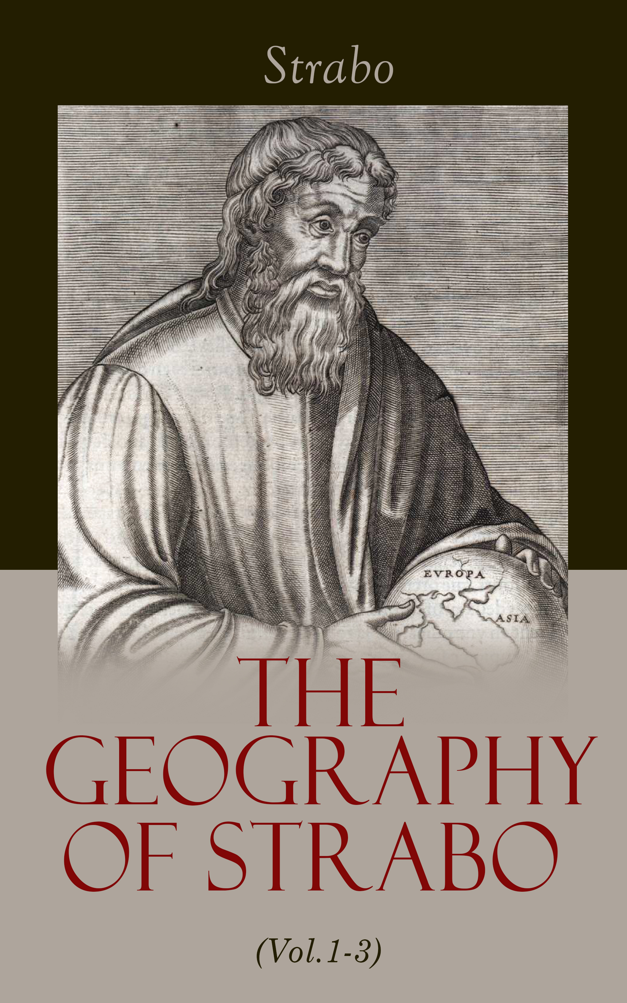 Strabo The Geography of Strabo (Vol.1-3) luban mirror kenneth carpenter family secret wing of the carpenter civil astrology feng shui secret of this geography books