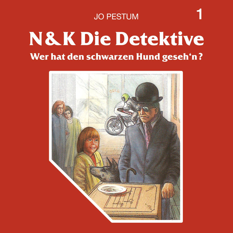 цены Jo Pestum N&K Die Detektive, Folge 1: Wer hat den schwarzen Hund geseh'n?