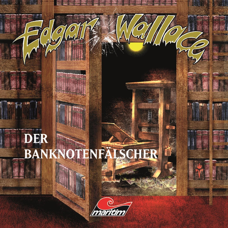 Фото - Edgar Wallace Edgar Wallace, Folge 16: Der Banknotenfälscher edgar wallace der doppelgänger