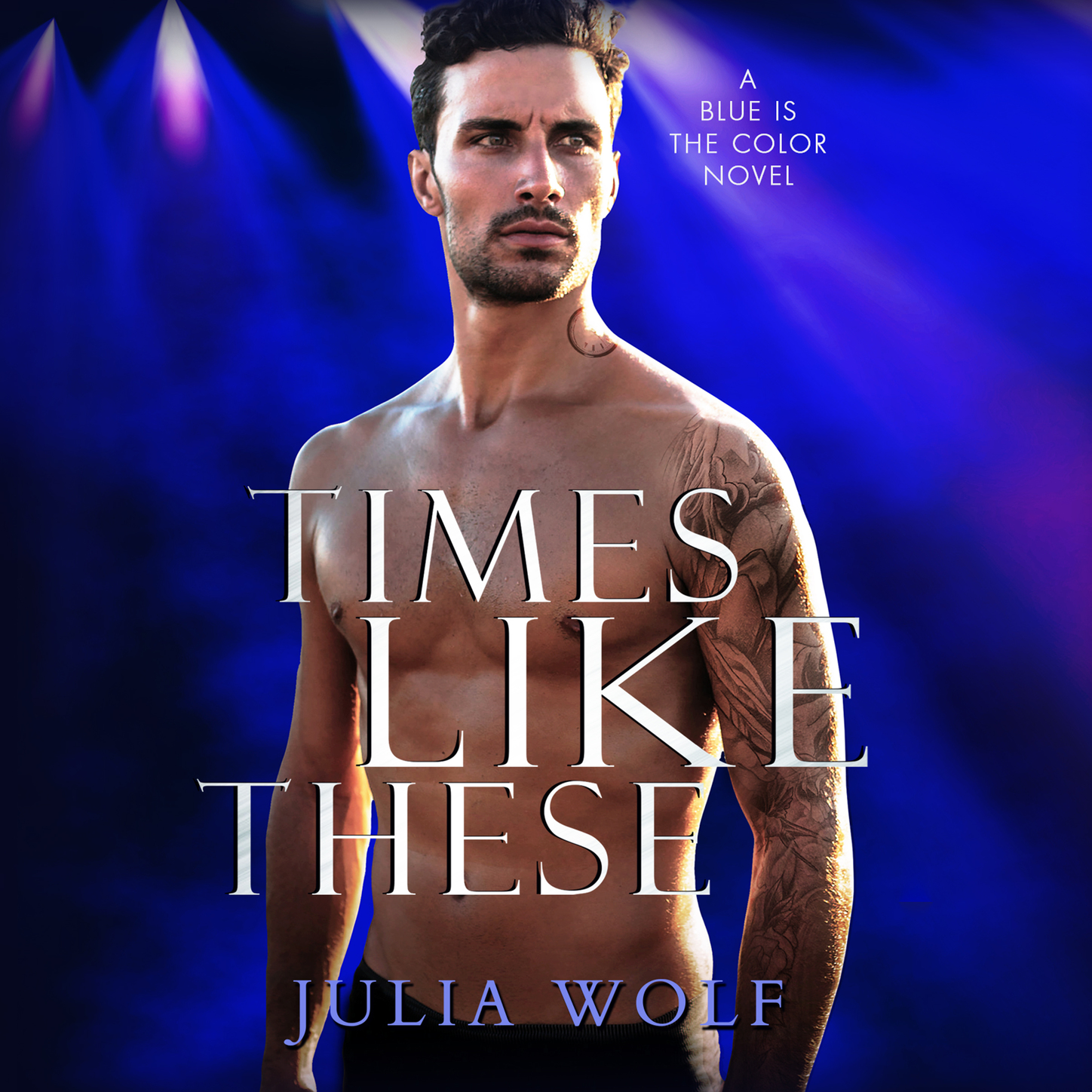 Julia Wolf Times Like These - A Rock Star Romance - Blue Is the Color, Book 1 (Unabridged) donaldson julia ogilvie sara the detective dog sticker book