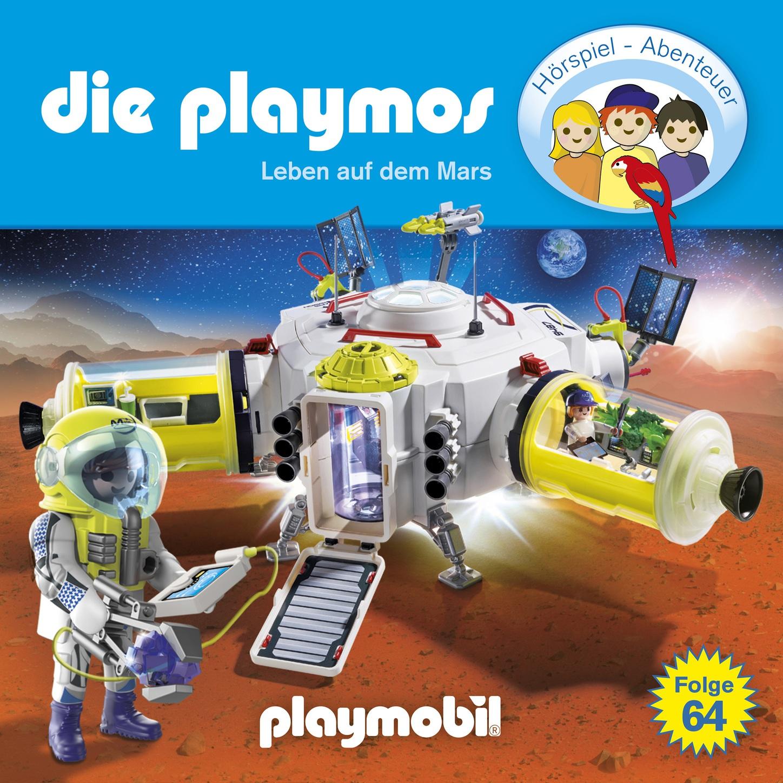 Simon X. Rost Die Playmos - Das Original Playmobil Hörspiel, Folge 64: Leben auf dem Mars obzor kyrsa bitkoina otvesnyi rost 22 11 2017