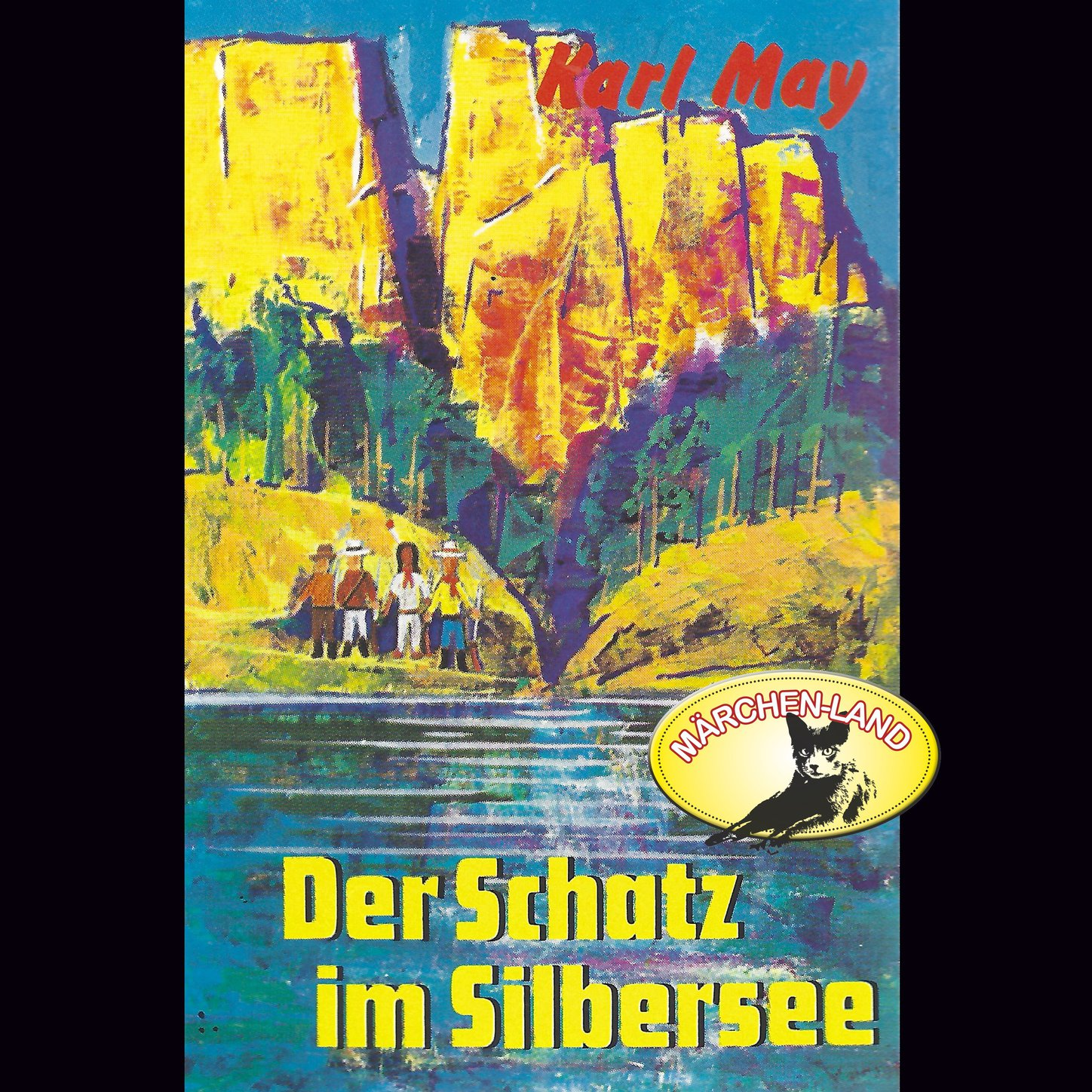 Karl May Karl May, Der Schatz im Silbersee karl may deadly dust
