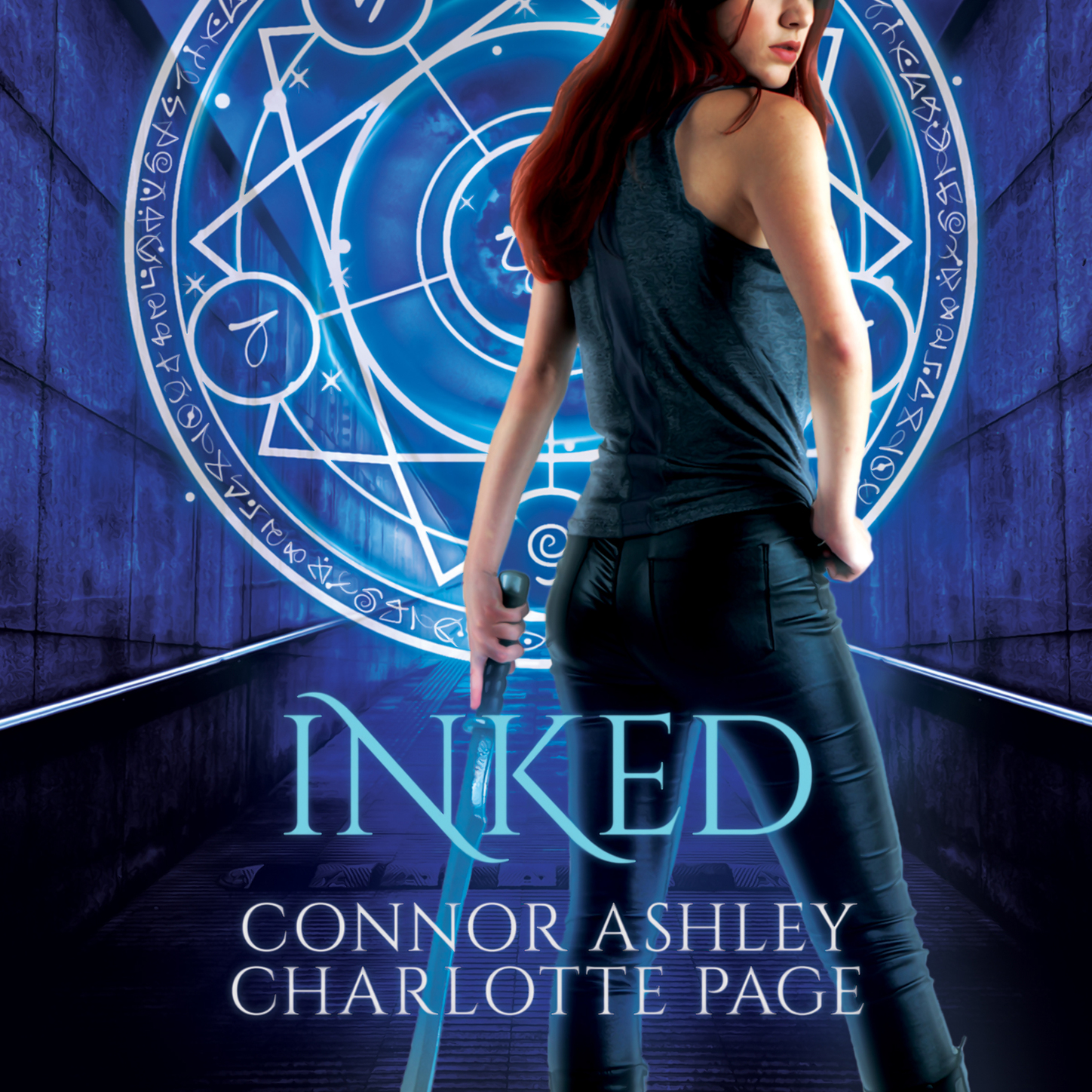 Charlotte Page Inked - Danika Frost, Book 1 (Unabridged) ht75 page 1