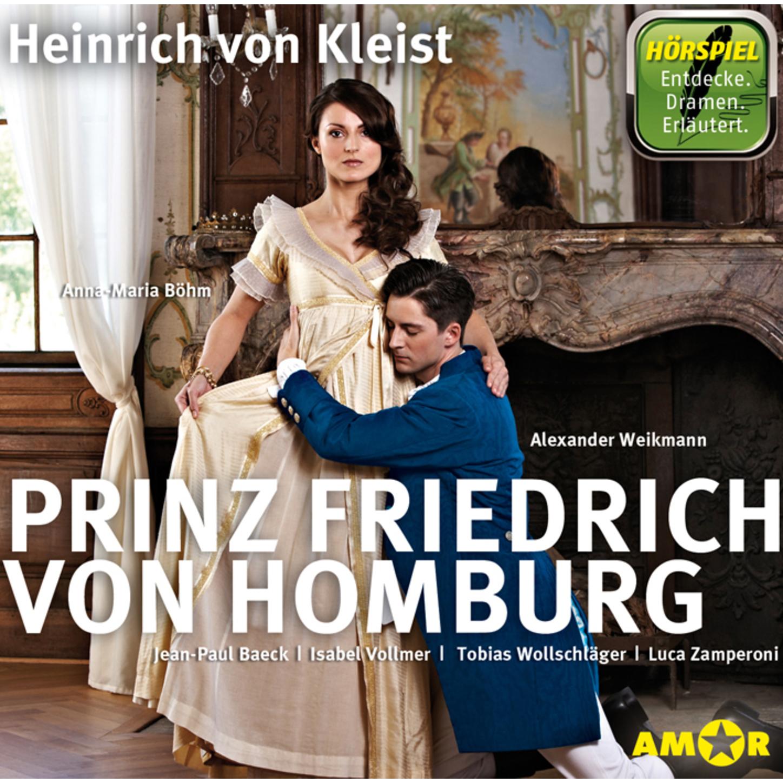 цена Heinrich von Kleist Prinz Friedrich von Homburg онлайн в 2017 году