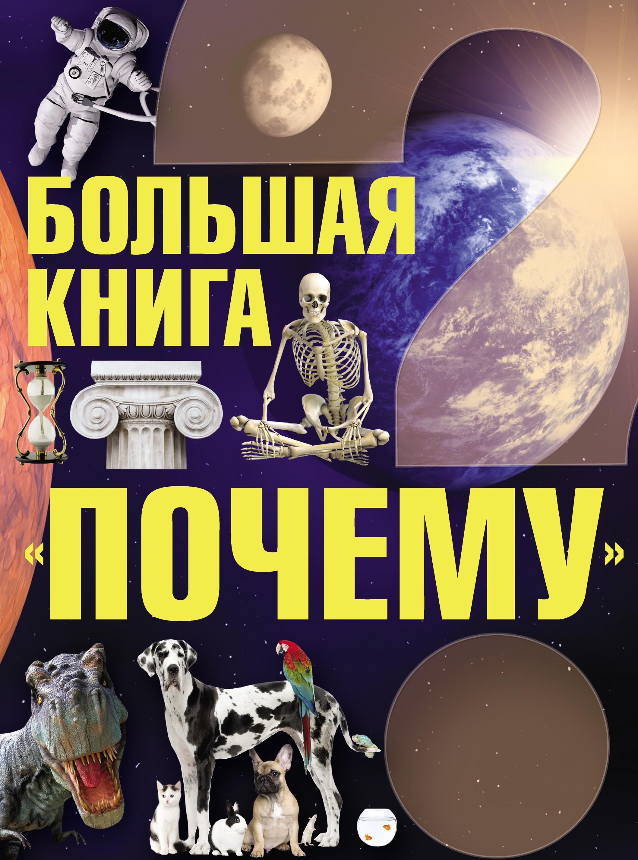 Сергей Цеханский Большая книга «Почему»