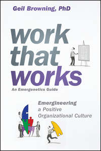 книга Work That Works. Emergineering a Positive Organizational Culture
