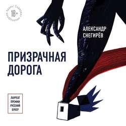 Снегирев Александр  Призрачная дорога обложка