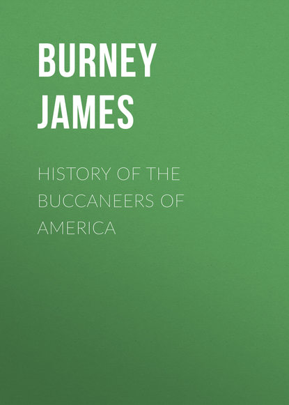 Burney James History of the Buccaneers of America manly p hall secret history of america