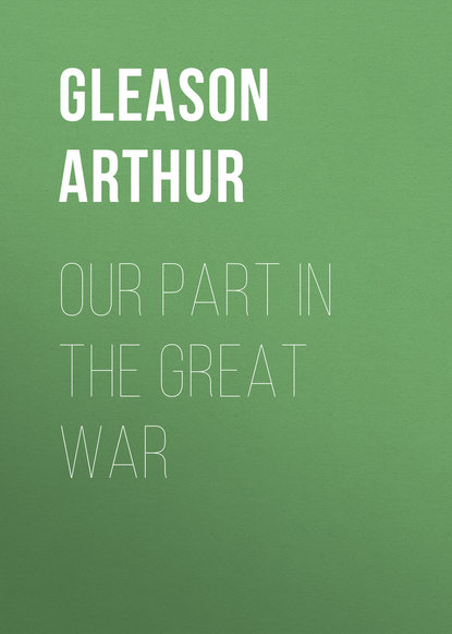 sabaton the great war cd Gleason Arthur Our Part in the Great War