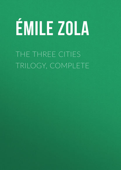 Фото - Эмиль Золя The Three Cities Trilogy, Complete jennie hall buried cities pompeii olympia mycenae complete
