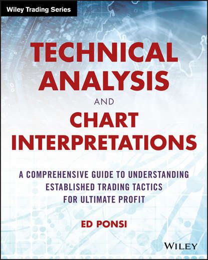 Фото - Ed Ponsi Technical Analysis and Chart Interpretations. A Comprehensive Guide to Understanding Established Trading Tactics for Ultimate Profit cynthia kase a kase on technical analysis workbook trading and forecasting