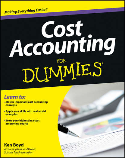 Kenneth Boyd Cost Accounting For Dummies john tracy a accounting for dummies