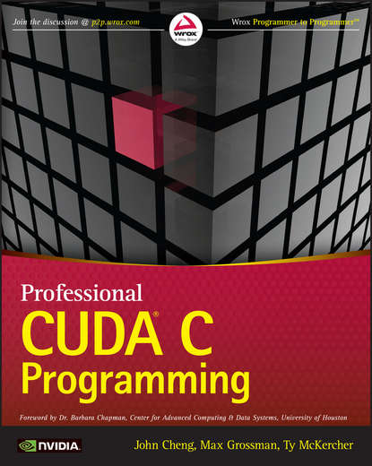 John Cheng Professional CUDA C Programming lester madden professional augmented reality browsers for smartphones programming for junaio layar and wikitude