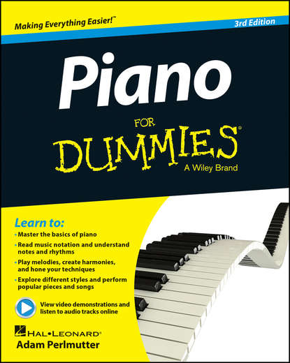 Adam Perlmutter Piano For Dummies the piano guys montreal