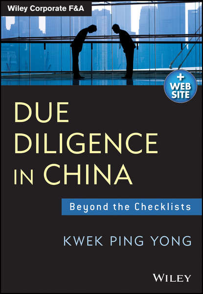 laurence j brahm art of the deal in china Kwek Yong Ping Due Diligence in China. Beyond the Checklists