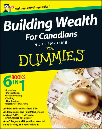 Andrew Bell Building Wealth All-in-One For Canadians For Dummies wild russell borzykowski bryan exchange traded funds for canadians for dummies