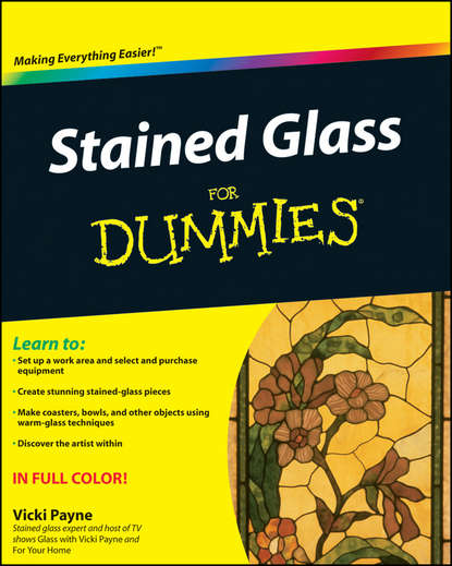 Vicki Payne Stained Glass For Dummies planet waves 50e02 50mm strap stained glass w pad