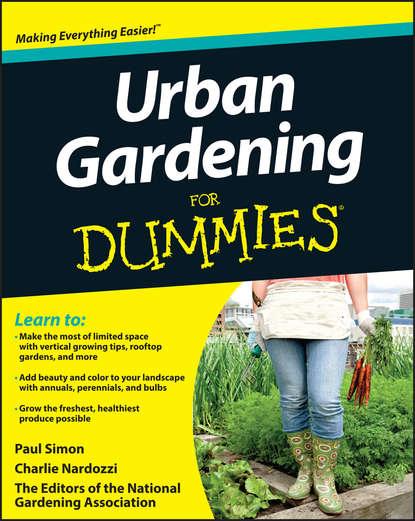 Charlie Nardozzi Urban Gardening For Dummies daniel mcmillen p a companion to urban economics