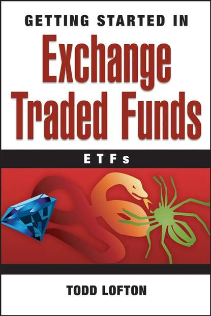Todd Lofton Getting Started in Exchange Traded Funds (ETFs) wild russell borzykowski bryan exchange traded funds for canadians for dummies