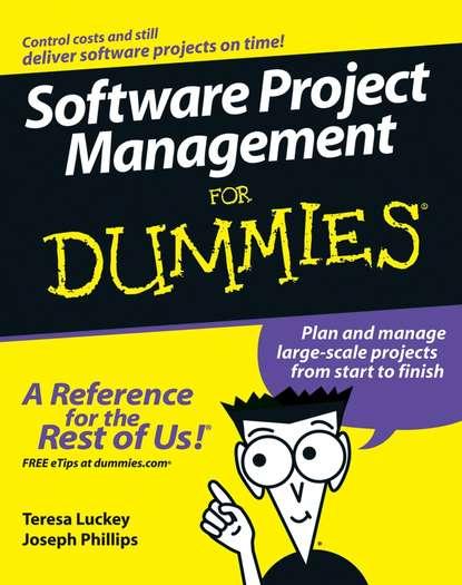 Joseph Phillips Software Project Management For Dummies