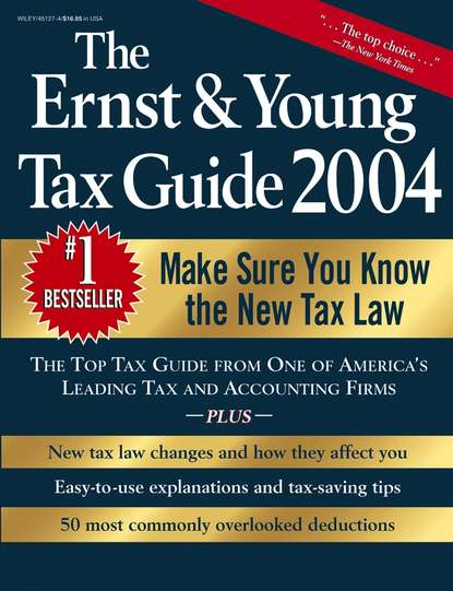 Peter Bernstein W. The Ernst & Young Tax Guide 2004 the complete idiot s guide to selling your crafts on etsy