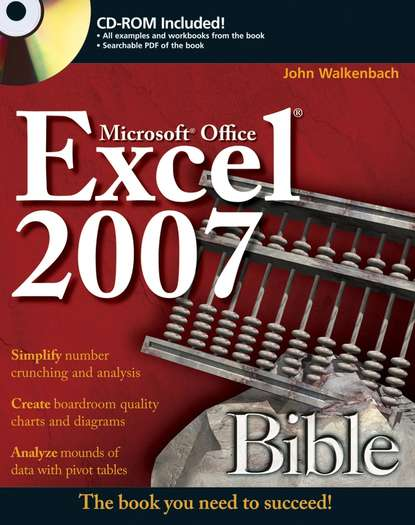 John Walkenbach Excel 2007 Bible john walkenbach excel 2010 formulas