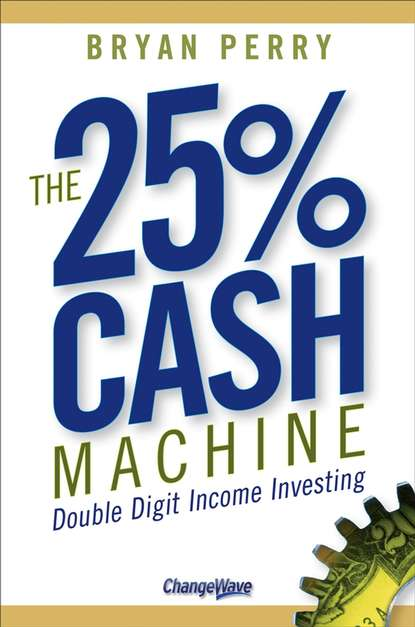 Bryan Perry The 25% Cash Machine. Double Digit Income Investing connect the pos machine before the use of cash used in supermarket restaurant cashier ek330