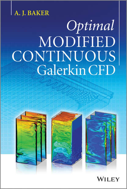 A. Baker J. Optimal Modified Continuous Galerkin CFD spectral method for continuous optimal control problems