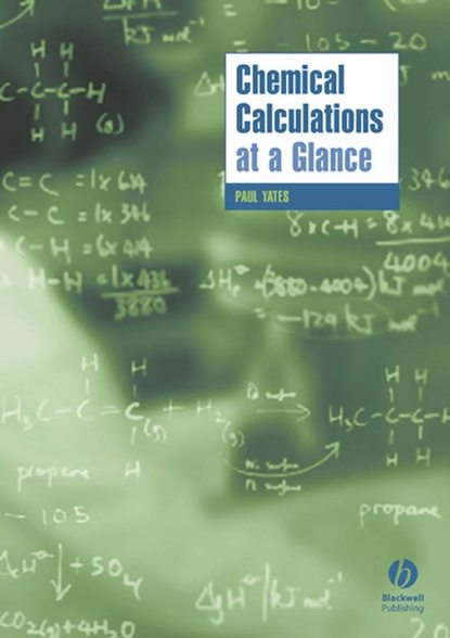 Paul Yates Chemical Calculations at a Glance недорого