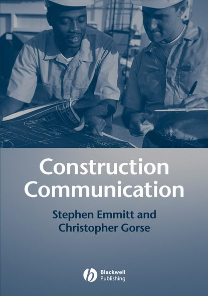 Emmitt Stephen Construction Communication rob carter typographic design form and communication