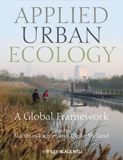 Richter Matthias Applied Urban Ecology. A Global Framework application of cvm in valuation of urban green open spaces