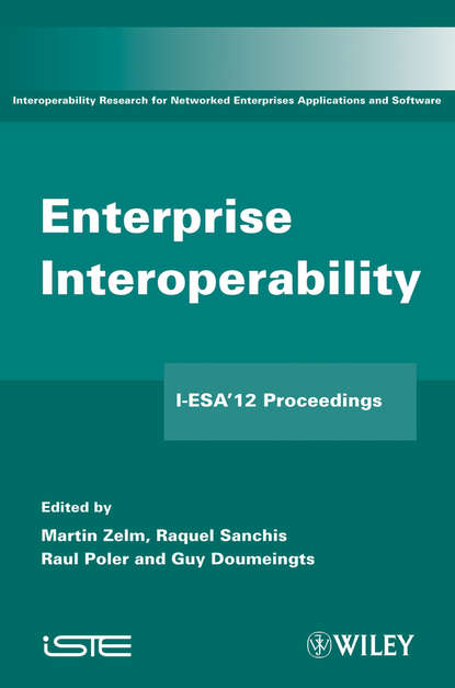 Martin Zelm Enterprise Interoperability. I-ESA'12 Proceedings numerical analysis proceedings of the fourth iimas workshop held at guanajuato mexico july 1984