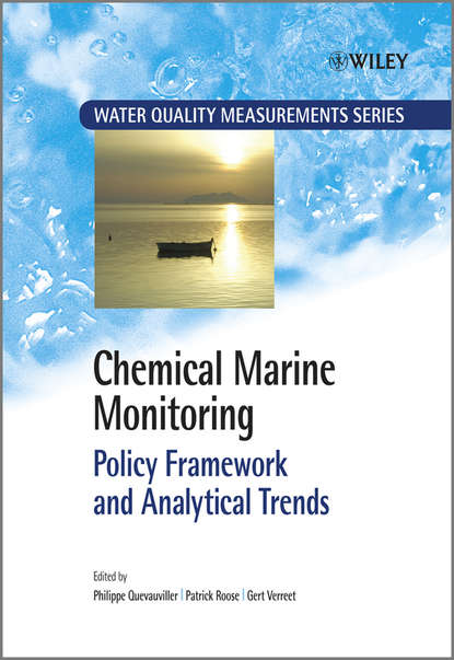 Chemical Marine Monitoring. Policy Framework and Analytical Trends фото