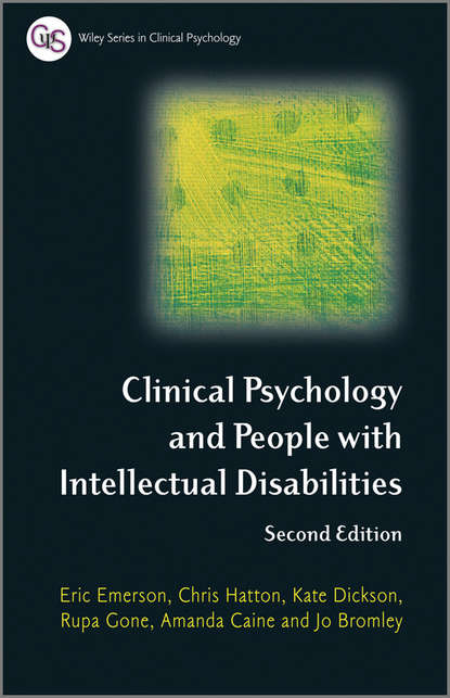 Группа авторов Clinical Psychology and People with Intellectual Disabilities brown john health five lay sermons to working people