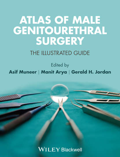 Asif Muneer Atlas of Male Genitourethral Surgery. The Illustrated Guide illustrated atlas