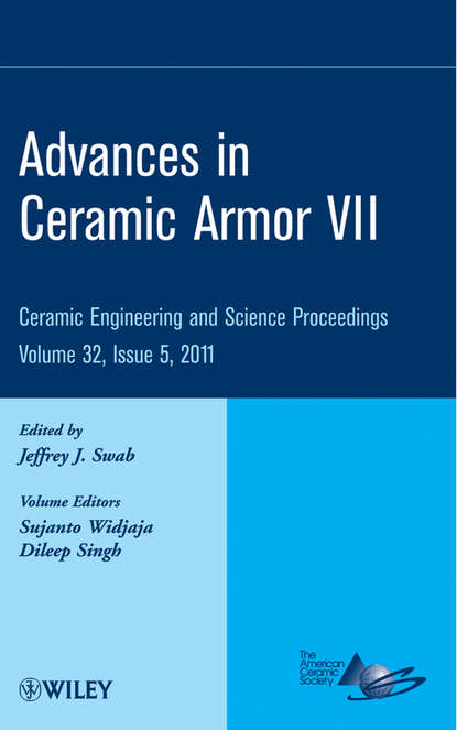 Группа авторов Advances in Ceramic Armor VII недорого