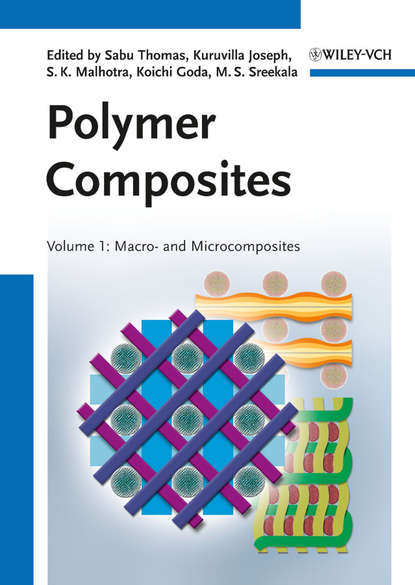 Группа авторов Polymer Composites, Macro- and Microcomposites utilization of biomass as reinforcement in polymer composites