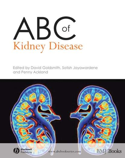 David Goldsmith ABC of Kidney Disease anatomic model of kidney pathological model of kidney