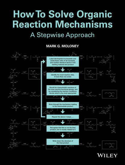 Mark Moloney G. How To Solve Organic Reaction Mechanisms. A Stepwise Approach недорого