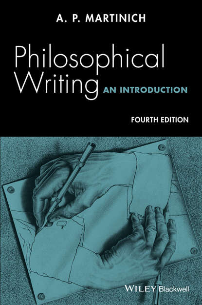 A. Martinich P. Philosophical Writing. An Introduction a martinich p philosophical writing an introduction