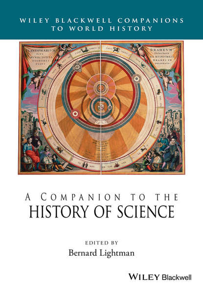 Фото - Bernard Lightman A Companion to the History of Science timelines of science