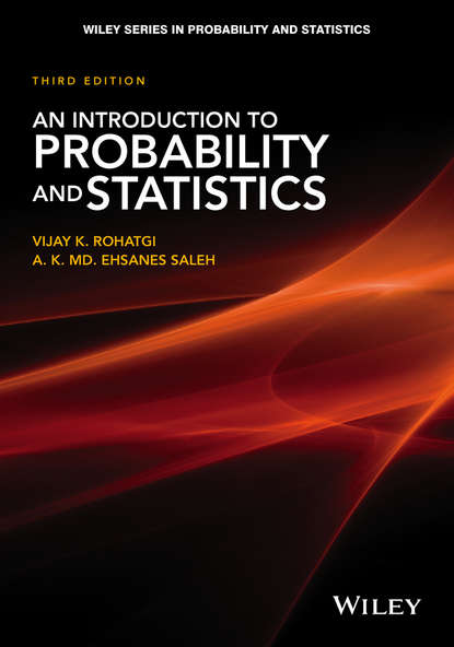 A. K. Md. Ehsanes Saleh An Introduction to Probability and Statistics ron cody an introduction to sas university edition