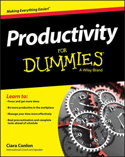 Фото - Ciara Conlon Productivity For Dummies fotios pasiouras efficiency and productivity growth