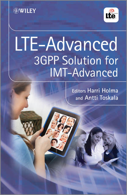 Фото - Группа авторов LTE Advanced joydeep acharya heterogeneous networks in lte advanced