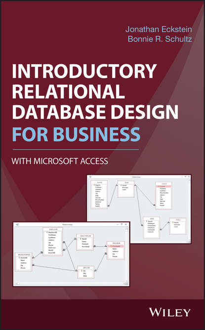 Jonathan Eckstein Introductory Relational Database Design for Business, with Microsoft Access marcelo arenas relational and xml data exchange
