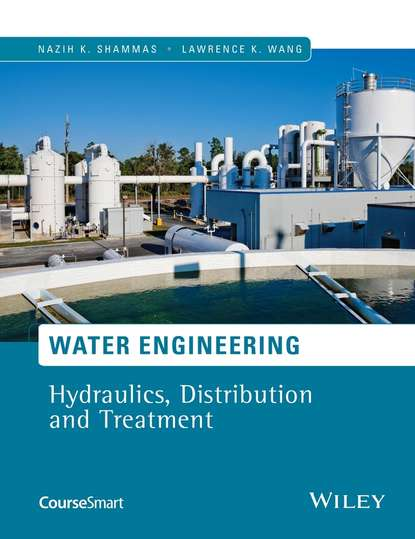 Nazih Shammas K. Water Engineering. Hydraulics, Distribution and Treatment gabriel bitton microbiology of drinking water production and distribution